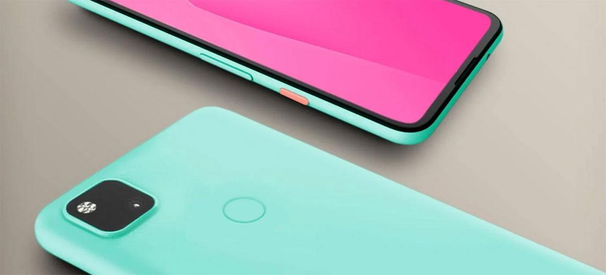Google Pixel 4a pode custar a partir de US$ 349, menos que Apple iPhone SE