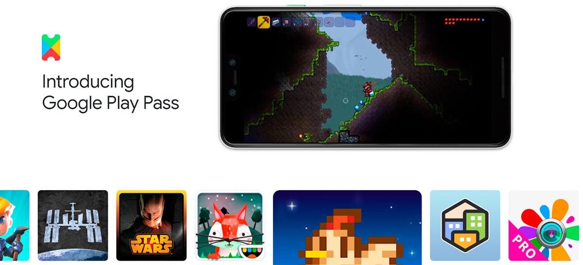 Google Play Pass chega ao Brasil trazendo 650 jogos e apps por R$ 9,90 mensais