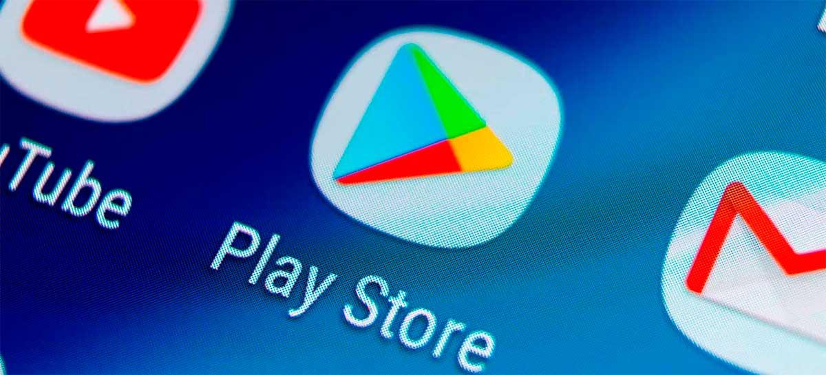 Tema escuro da Google Play Store já está disponível para todos