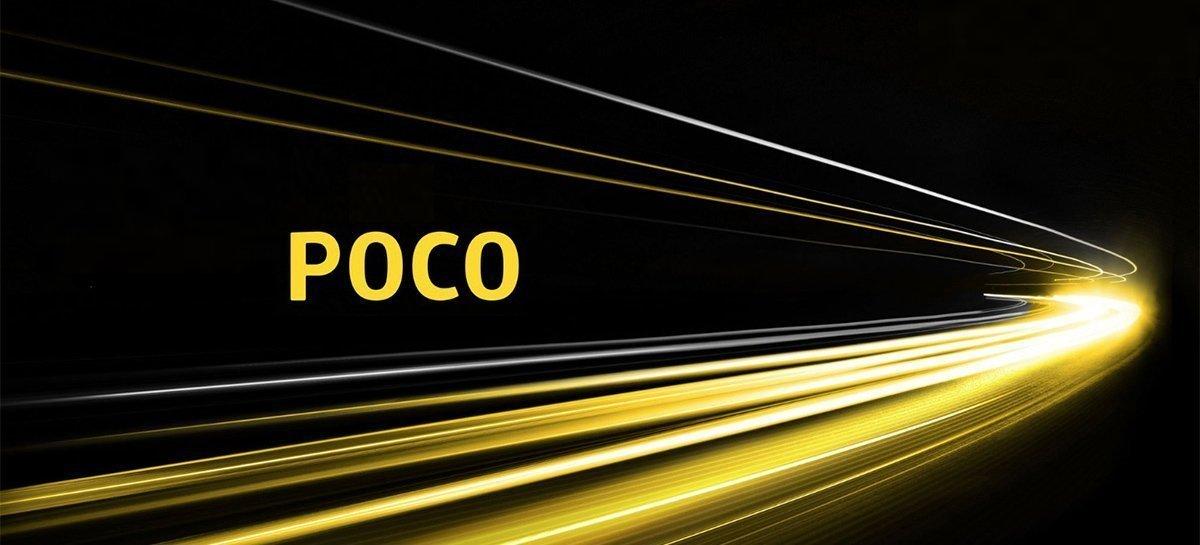 POCO X3 GT será anunciado no próximo dia 28 de julho