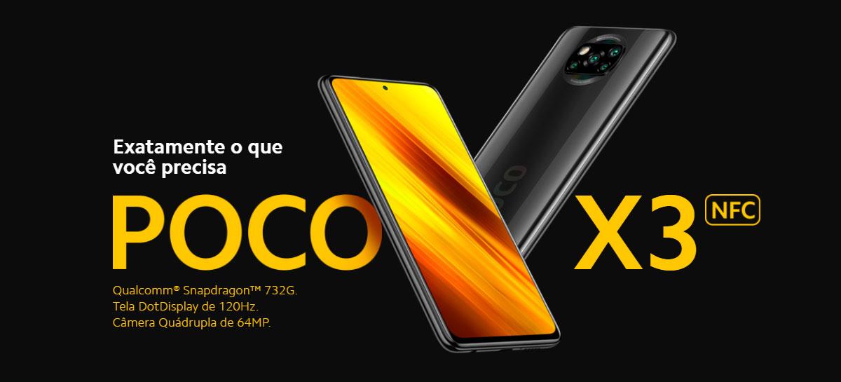 POCO X3 Pro: novo celular custo-benefício da Xiaomi chega dia 30 de março
