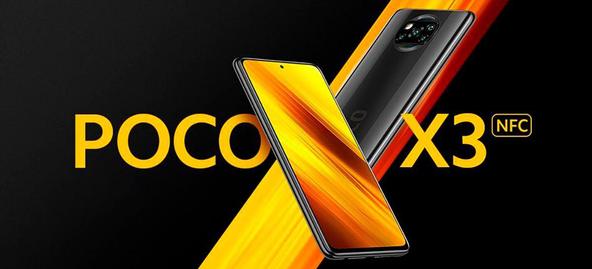 Smartphone POCO X3 Pro aparece em agências certificadoras