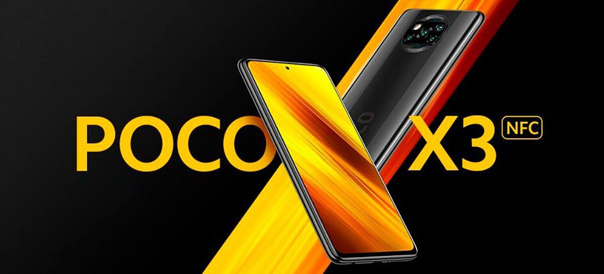 POCO X3 NFC começa a receber o Android 11