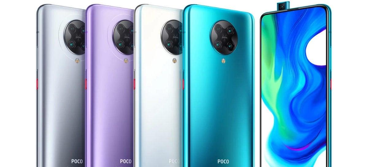 Xiaomi POCO F2 Pro com Snapdragon 865, 4 câmeras e 4700mAh está em promoção