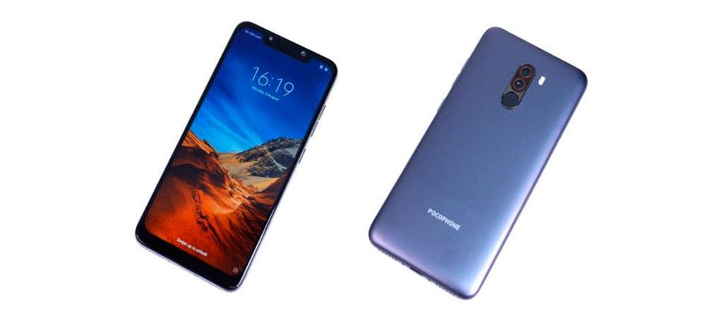 Pocophone F1, da Xiaomi, aparece em benchmark com processador Snapdragon 845