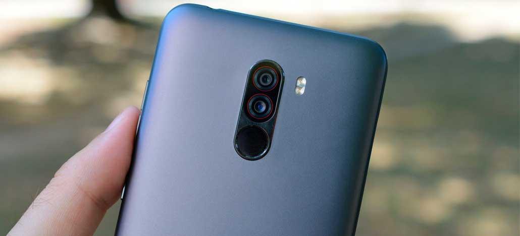 Câmeras traseiras do Pocophone F1 recebem nota maior do que iPhone 8 em testes do dxomark
