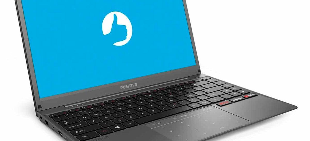 Positivo lança Motion i, o mais novo e mais potente notebook dessa linha