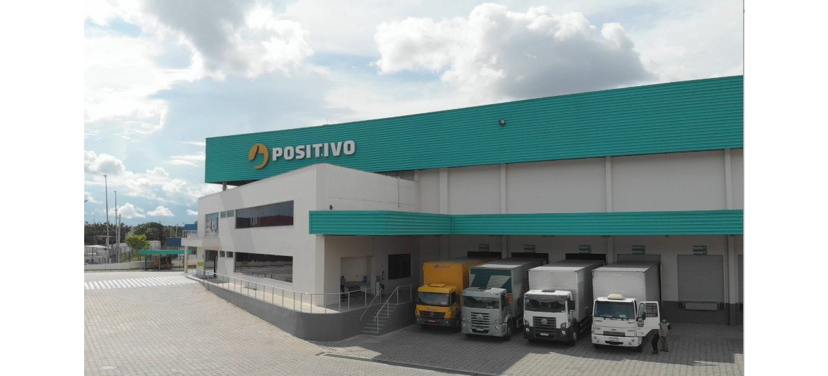 Positivo registra receita bruta de R$ 940 milhões no segundo trimestre