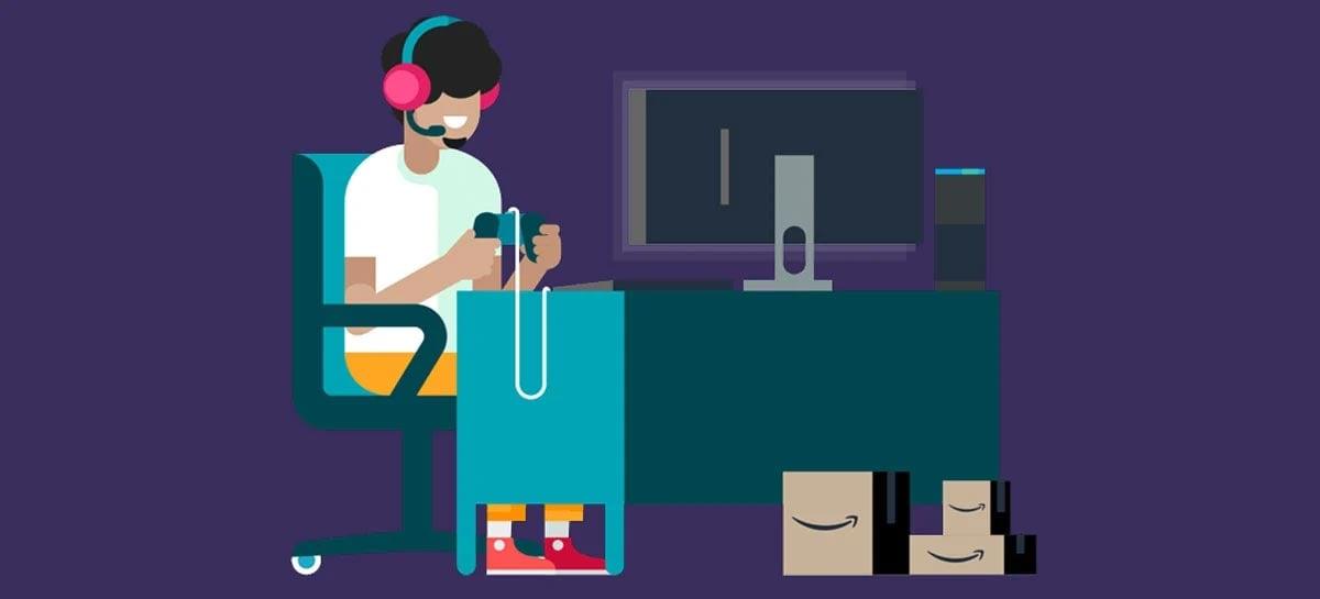 Twitch Prime passa a se chamar Amazon Prime Gaming