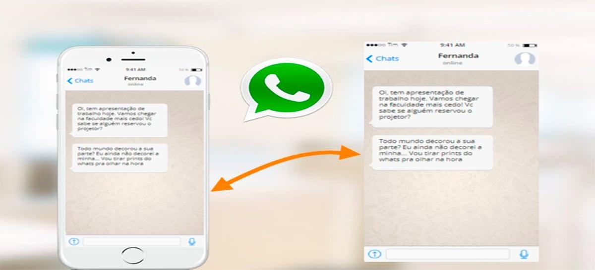 Justiça decide que print de grupo do WhatsApp não pode ser usado como prova