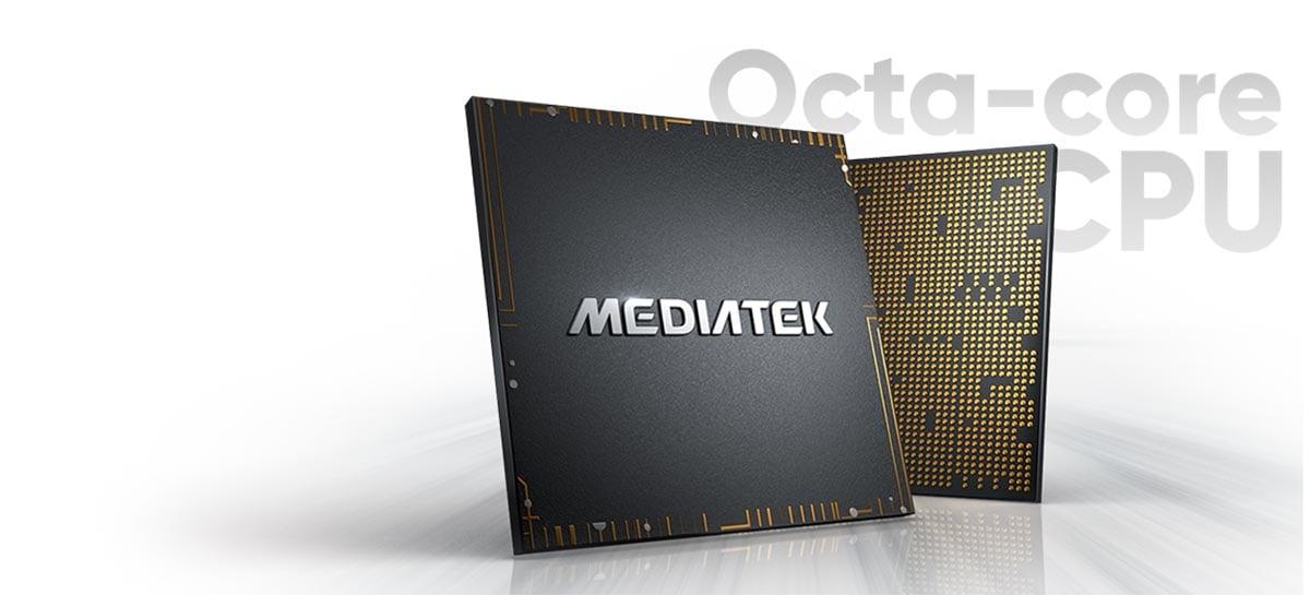 Processador MediaTek Kompanio 1300T promete alto desempenho para tablets
