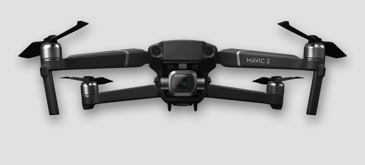Produção do drone Mavic 2 Pro deve ser encerrada para chegada do Mavic 3
