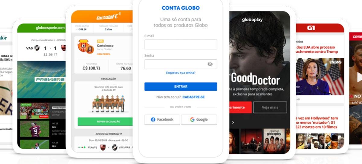 Provedor de e-mails Globo.com deixará de existir