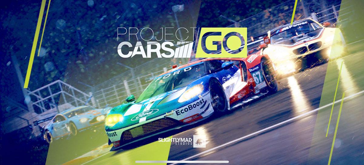 Project CARS GO, novo jogo de corrida para smartphones, será lançado em março