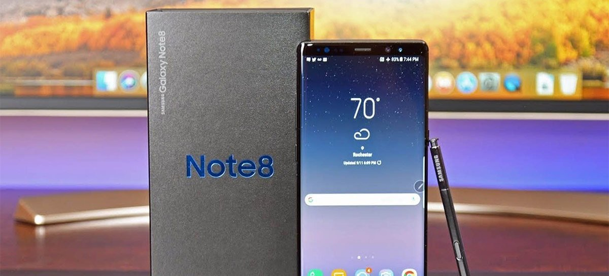 Project Sakura leva Android 11 para o Galaxy S8 e Note 8 de forma não oficial