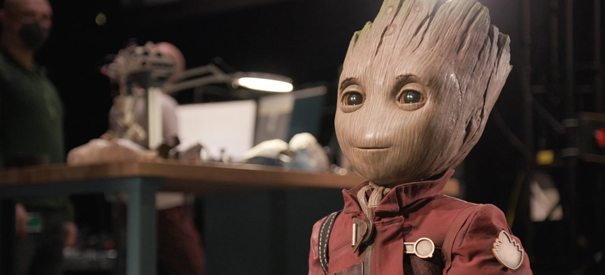 Disney trabalha em robô para trazer personagens como Groot para o mundo real