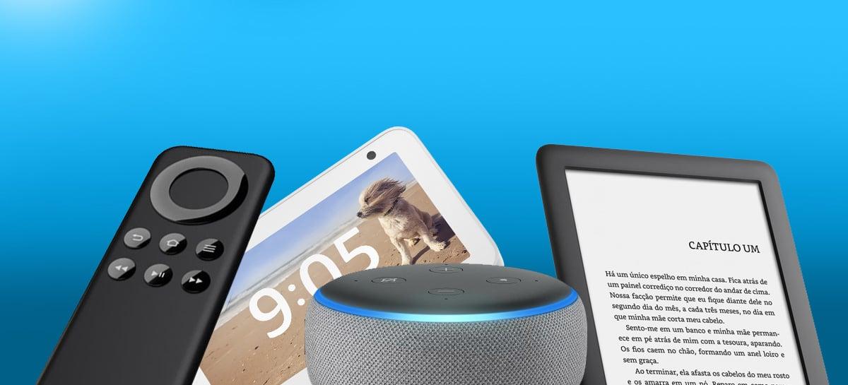 Amazon dá até 30% de desconto em seus produtos para membros Prime - primeiros 30 dias são FREE!