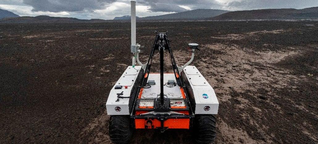 Nasa usa campo de lava na Islândia para fazer simulação do solo de Marte