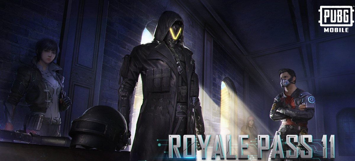 Atualização de PUBG Mobile traz Royale Pass Season 11 e novo modo de jogo