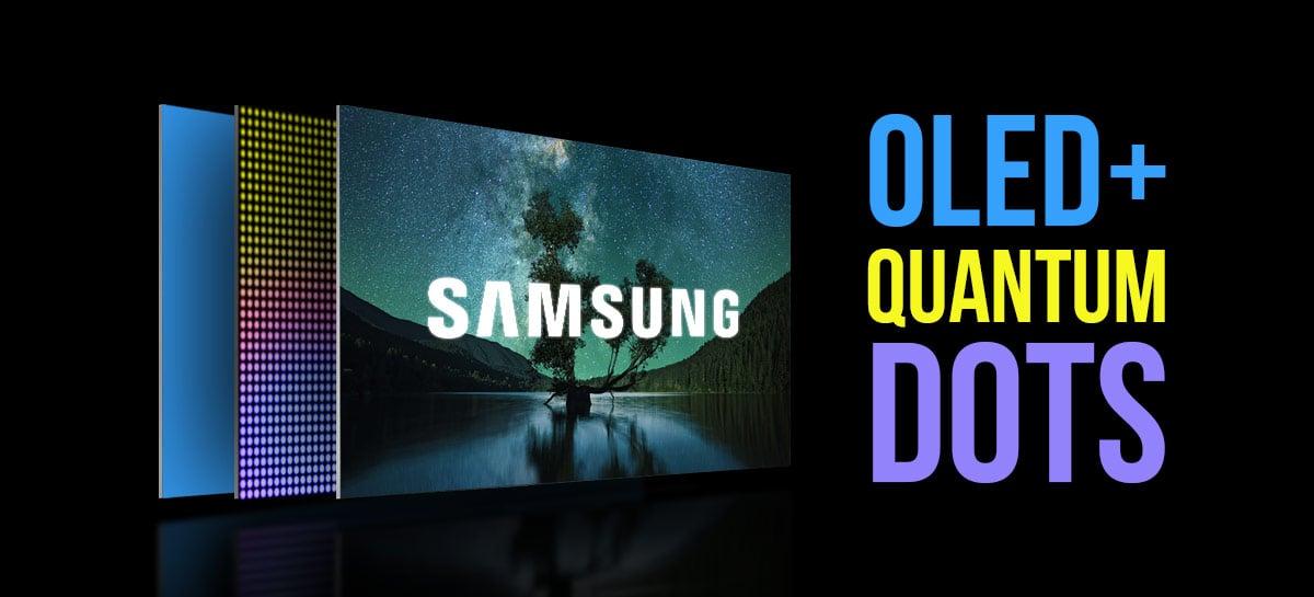 QD-OLED: o que é e como funciona a nova tecnologia das TVs Samsung