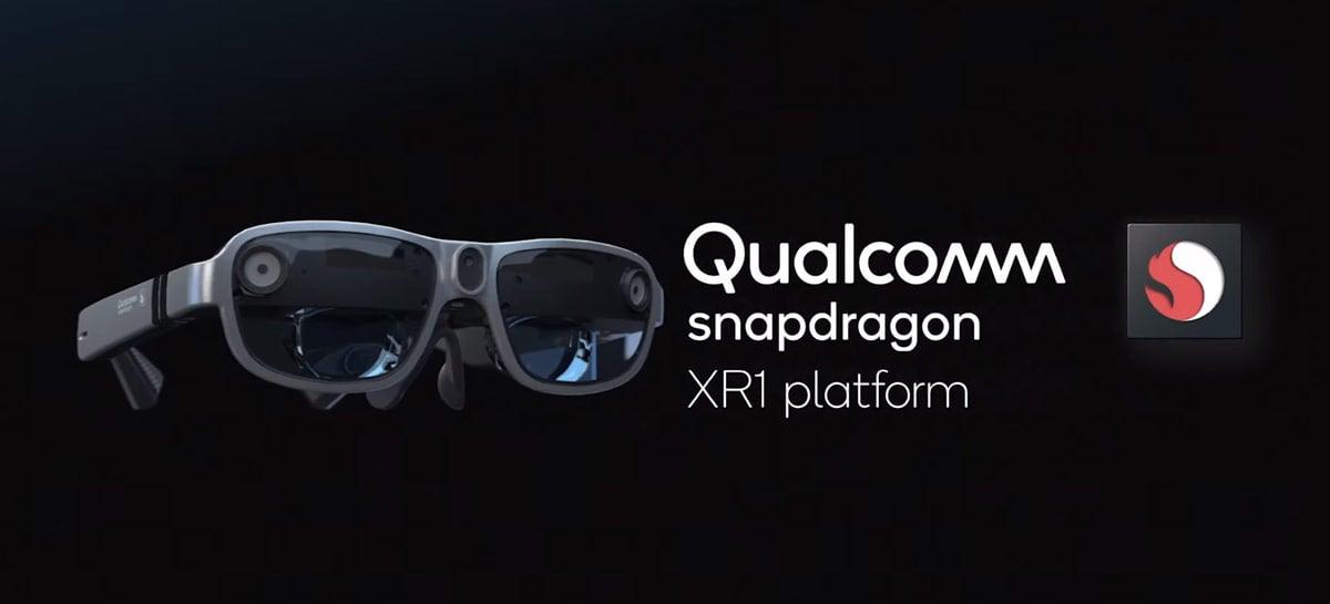 Qualcomm lança referência para um AR Smart Viewer, um óculos de Realidade Ampliada