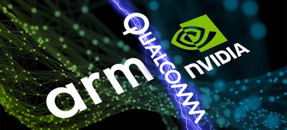Qualcomm se manifesta contra aquisição da ARM pela Nvidia, segundo rumores