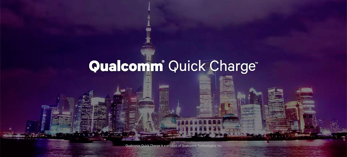Quick Charge 3+ da Qualcomm traz velocidades do Quick Charge 4+ para cabos USB-A