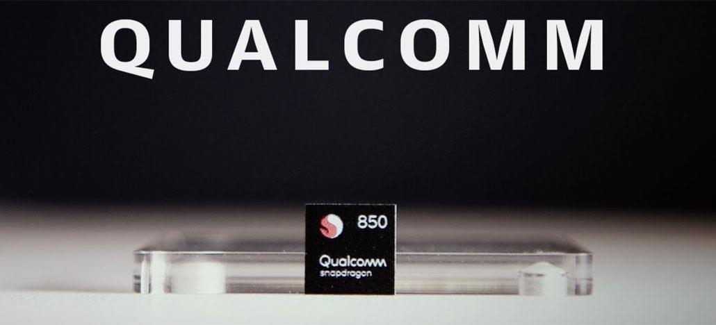 Qualcomm Snapdragon 850, para notebooks always on, aparece em benchmarks