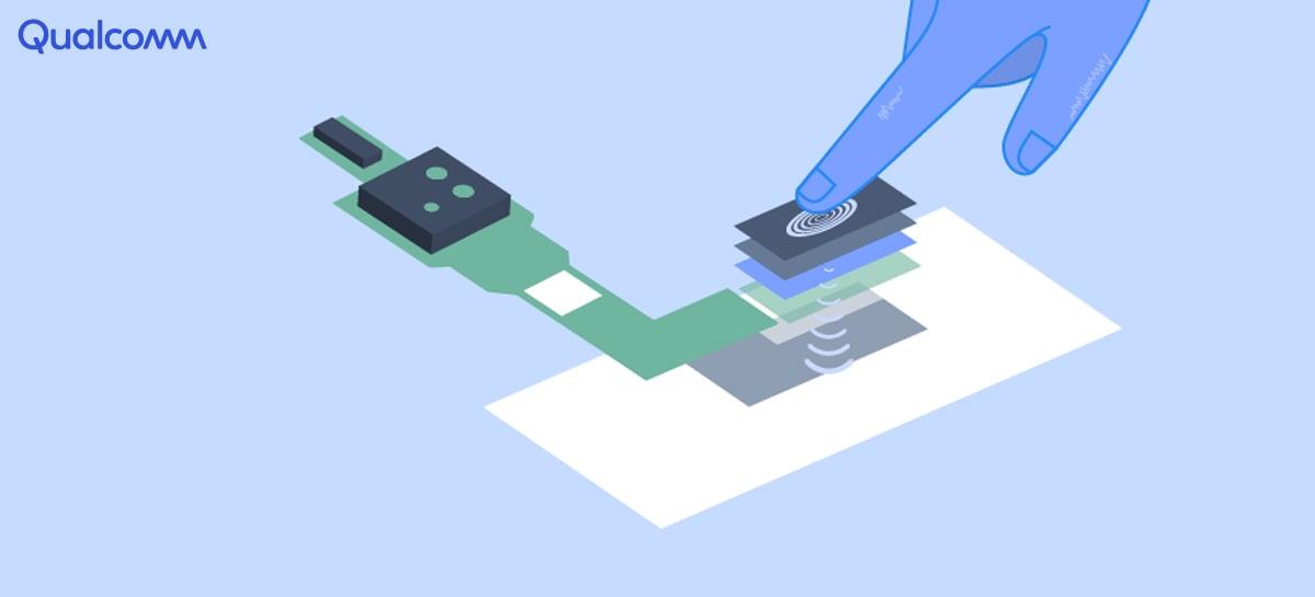 Qualcomm e BOE anunciam parceria para trazer sensor de impressão digital 3D Sonic para mais displays