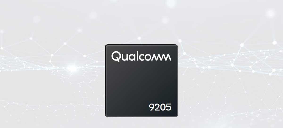 Qualcomm valida modem de última geração Qualcomm 9205 LTE para redes de IoT