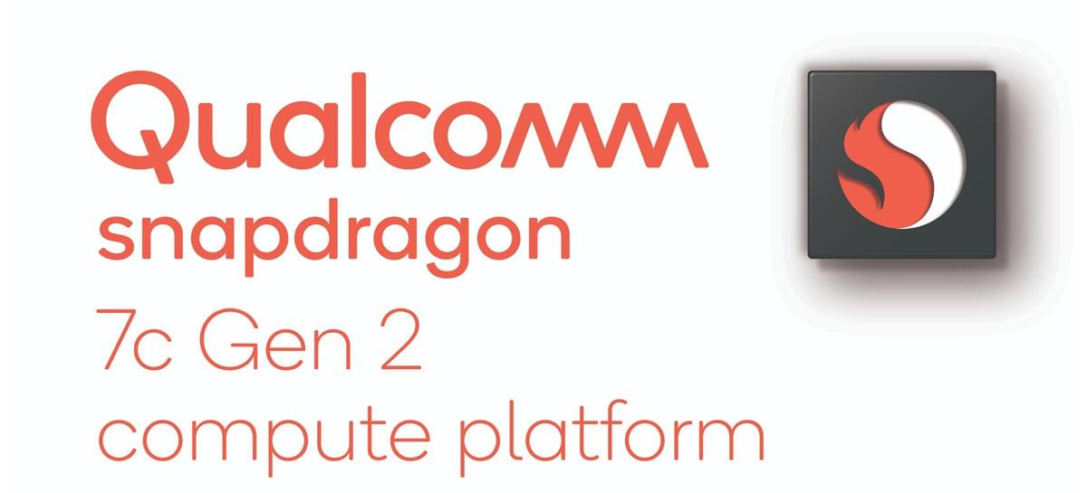 Qualcomm anuncia seu novo chip Snapdragon 7c Gen 2 para PCs mais baratos