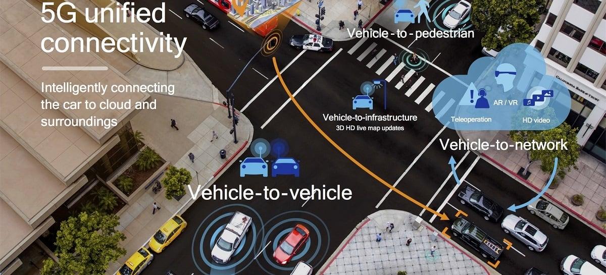 Qualcomm lança tecnologia de comunicação entre carros nos EUA