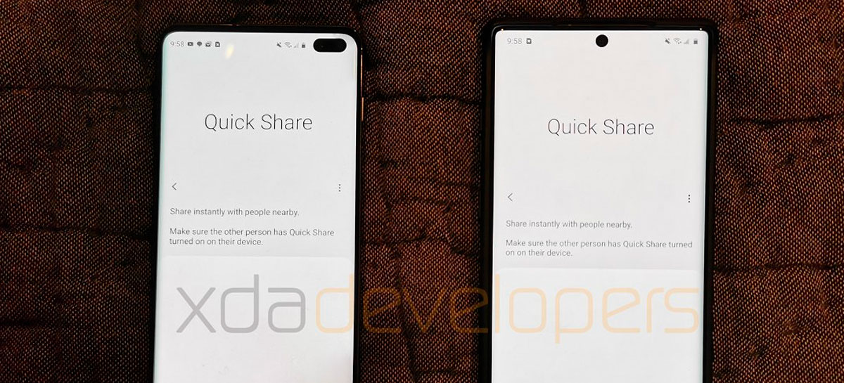 Samsung lançará Galaxy S20 com Quick Share, função para competir com AirDrop [Rumor]