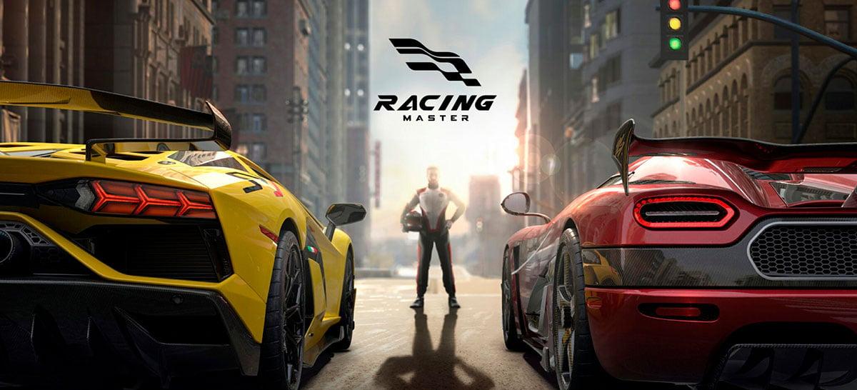 Racing Master, novo jogo de corrida da Codemasters, é anunciado para smartphones