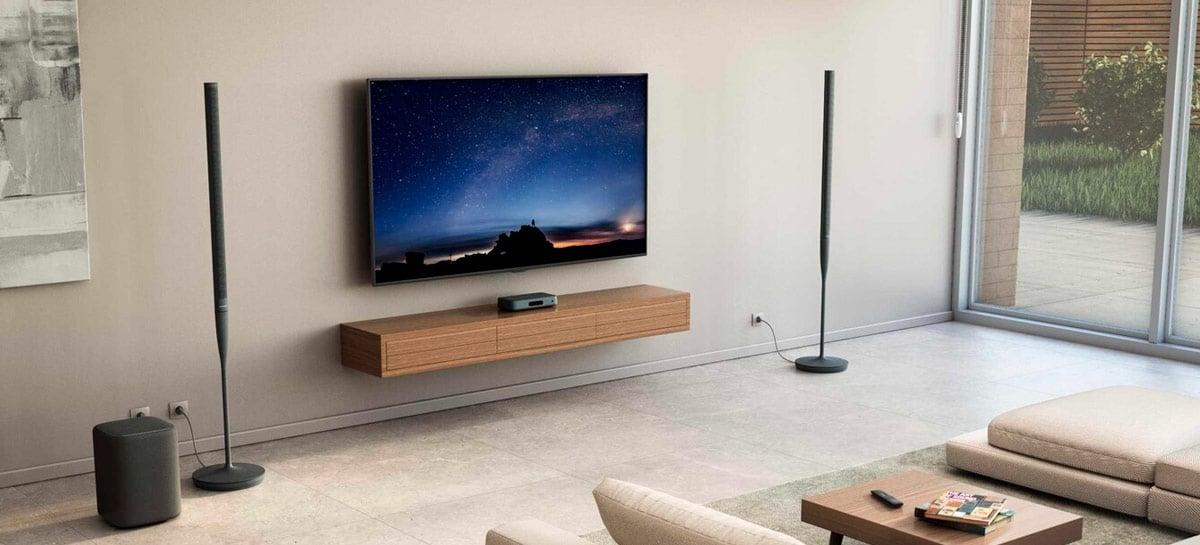 Radiance 2400: Harman Kardon lança sistema de som wireless minimalista