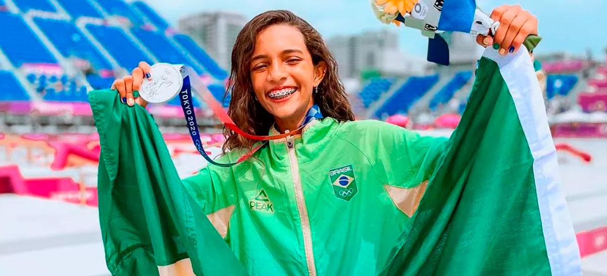 Rayssa Leal: fadinha do Brasil vira fenômeno com 5,5 mi seguidores no Instagram