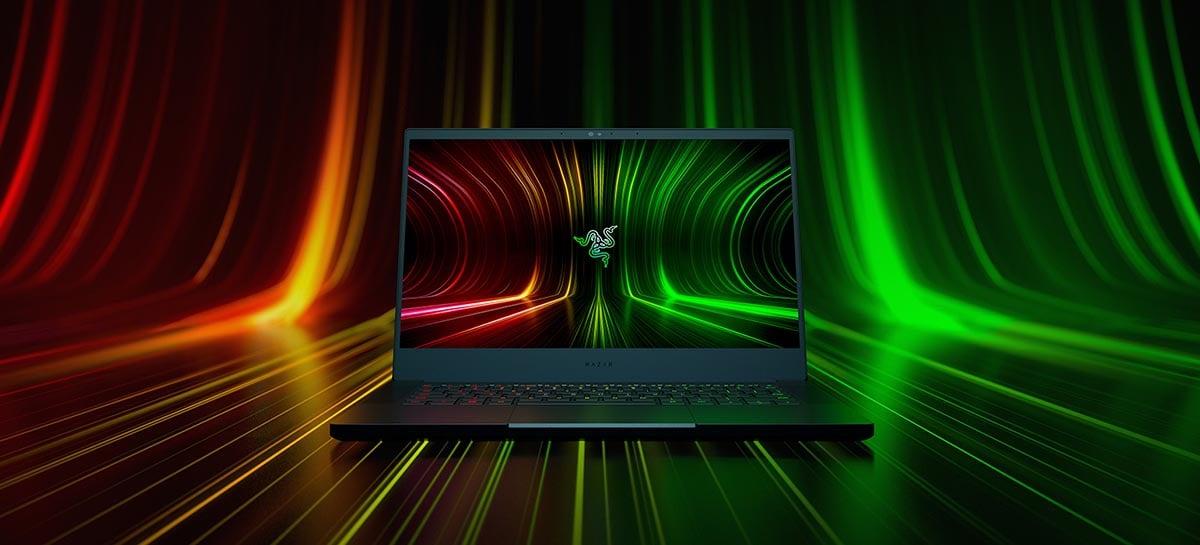 Razer anuncia o novo notebook Blade 14 com um processador da AMD
