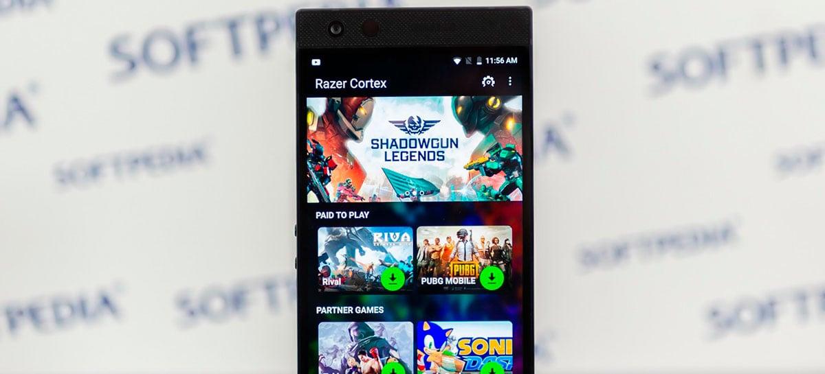 Razer Cortex Mobile agora permite ver frames por segundo e outros detalhes sobre games