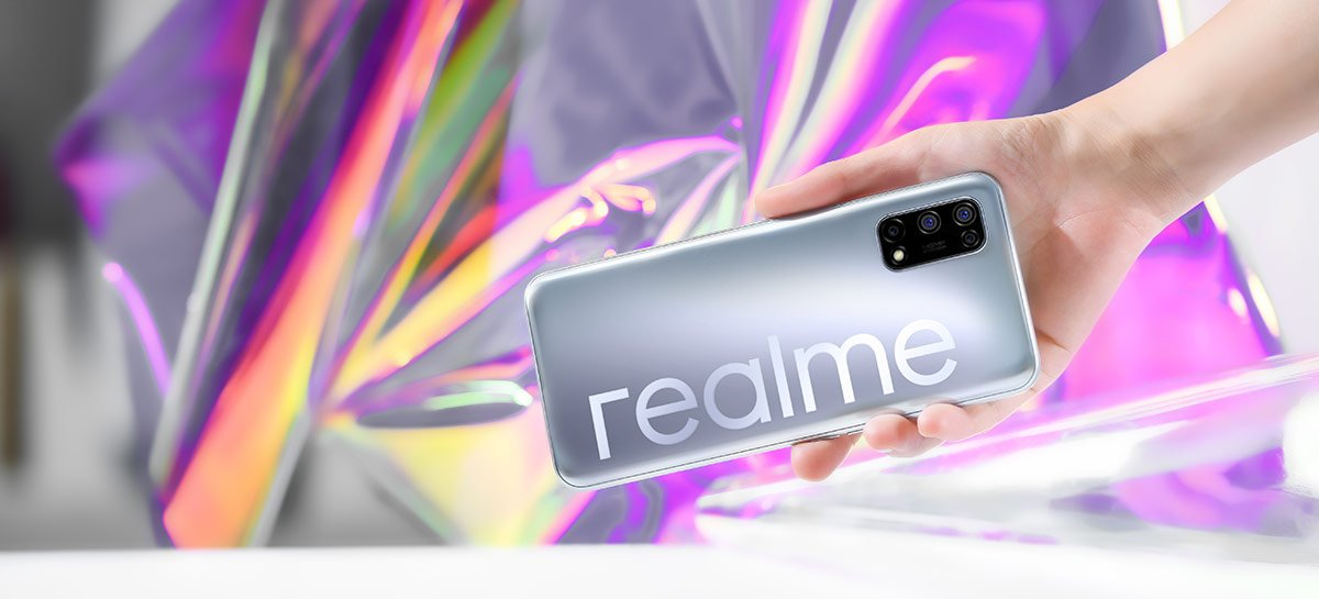 Versão 5G do Realme 7 chega ao Brasil por preços a partir dos R$ 1.899