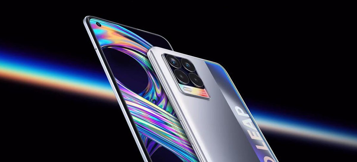 Realme 8 5G e Realme 8 Pro 5G devem ser lançados na próxima semana