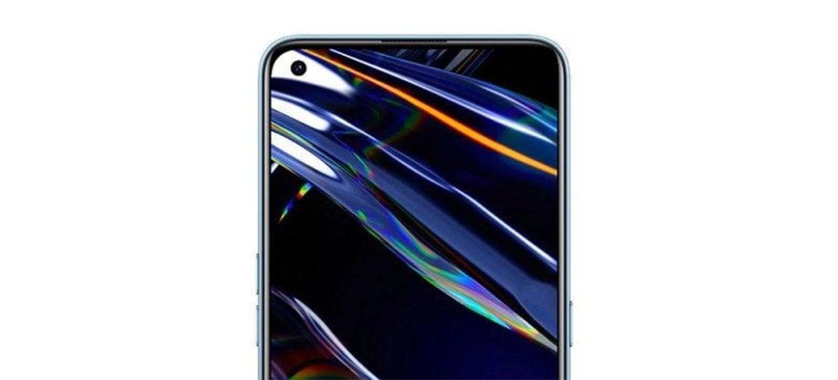 Flagship Realme GT 5G terá tela de 120Hz, Snapdragon 888 e armazenamento UFS 3.1