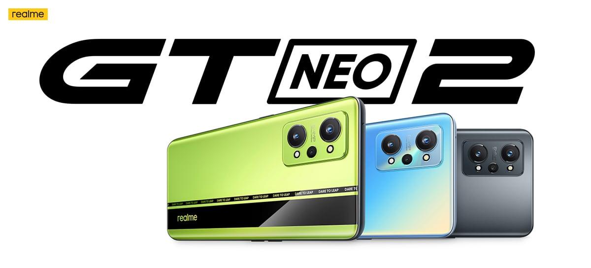 Smartphone Realme GT Neo2 tem resfriamento com gel com partículas de diamante