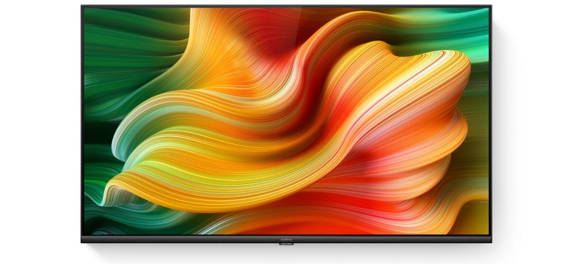Realme vai lançar sua nova smart TV 4K na Índia em 31 de março