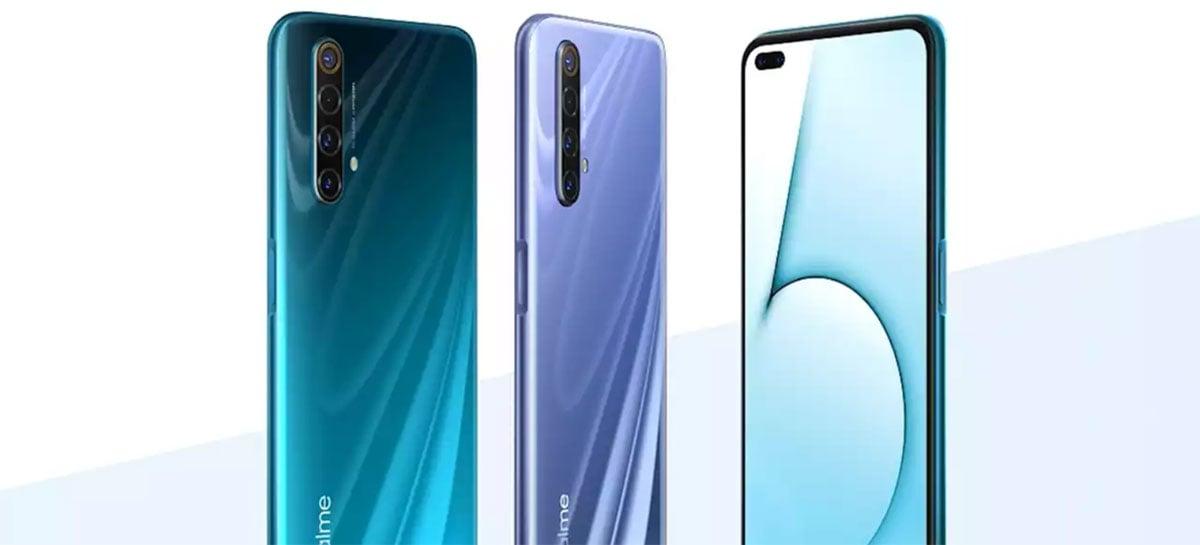 Realme vai anunciar seu próximo celular topo de linha na MWC 2020