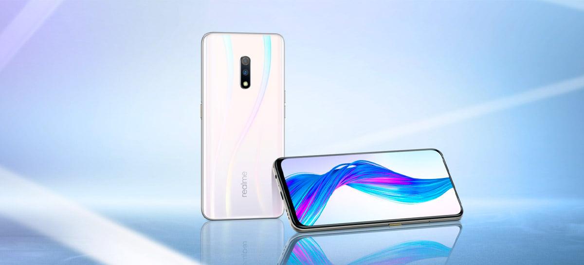 Linha de smartphones Realme X não terá novos lançamentos