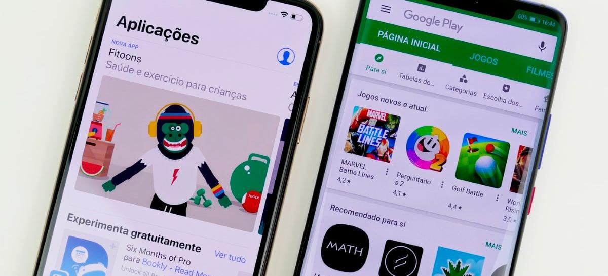 Lojas de aplicativos mobile crescem 17% e movimentam US$83,5 bilhões em 2019