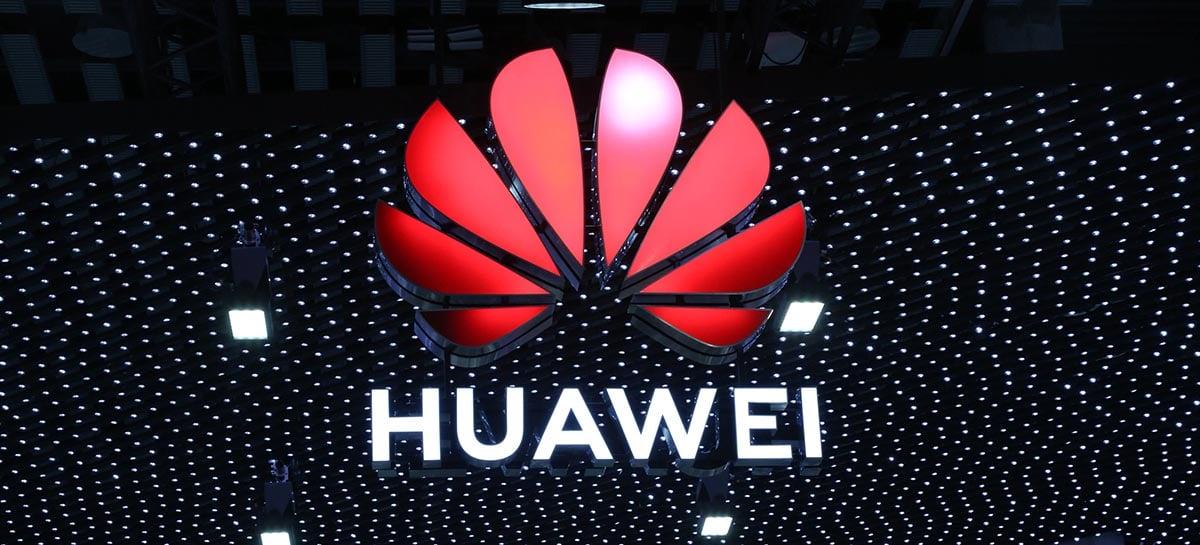 Receita da Huawei cresce mesmo com sanções dos Estados Unidos