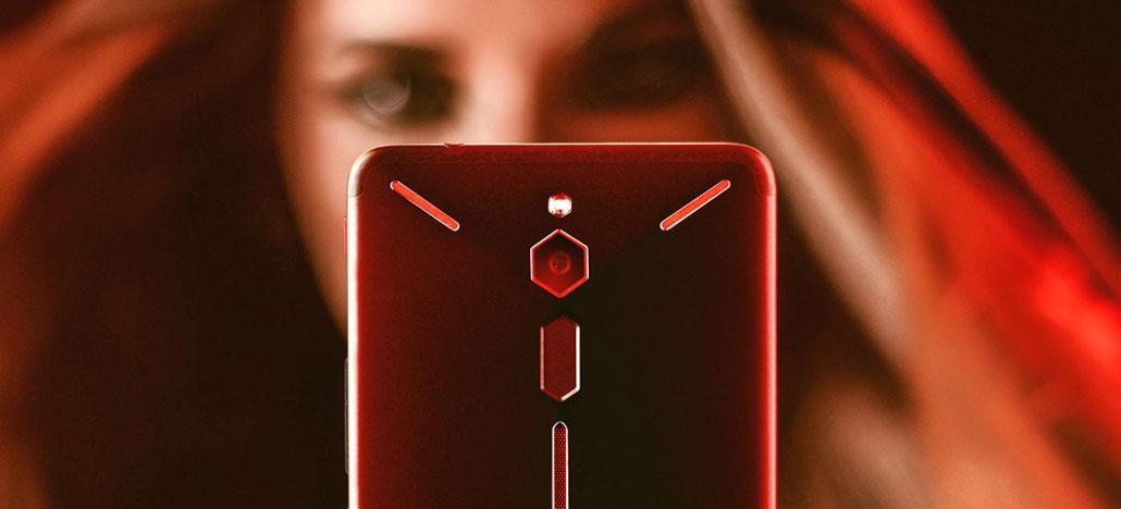 Red Devil Mars, o novo smartphone gamer da Nubia, chega em 28 de novembro