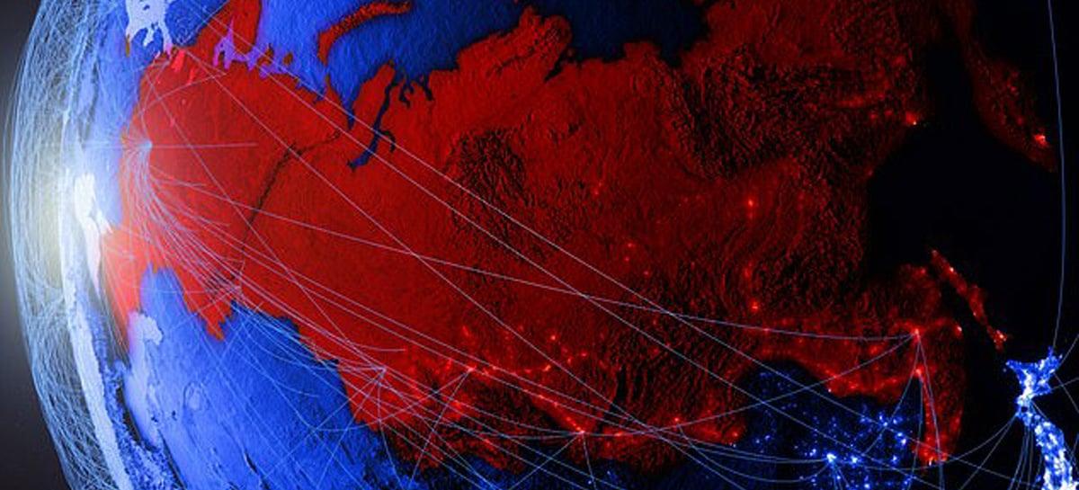 Rússia afirma que testou com sucesso sua própria internet