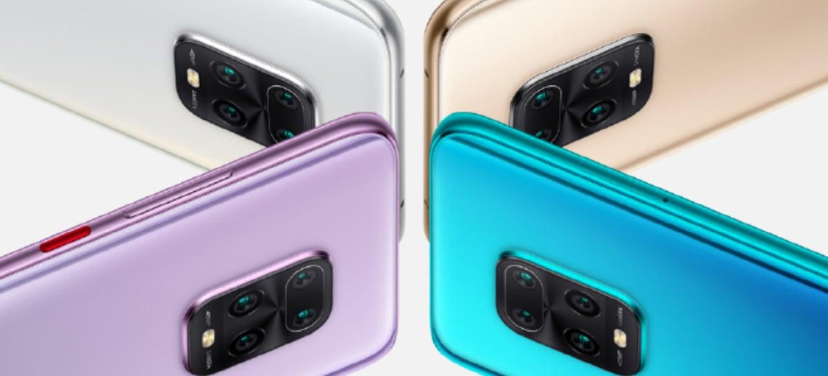 Xiaomi lança os celulares Redmi 10X e Redmi 10X Pro com conectividade 5G